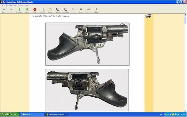 revolver bulldog