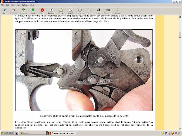 revolver Chamelot Delvigne 1873