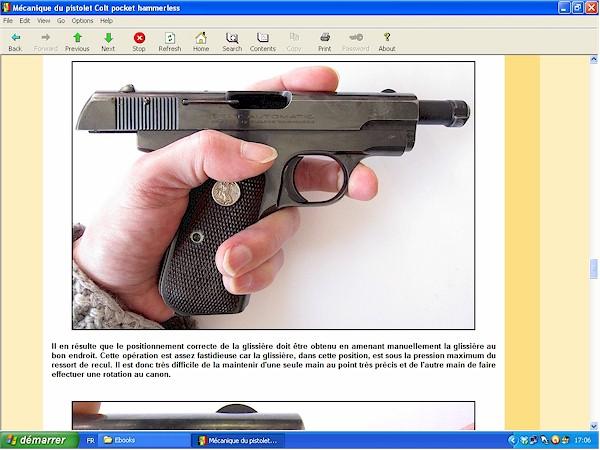 Revolver double action Lefaucheux