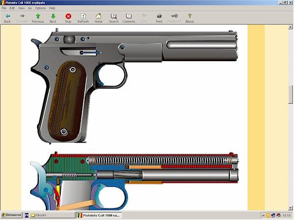 pistolets Tokarev et Makarov