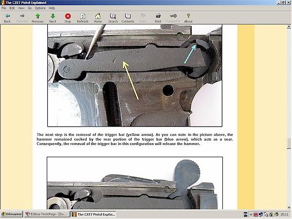 CZ-27 -  VZ27 pistol