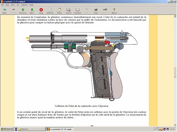 pistolet cz-27