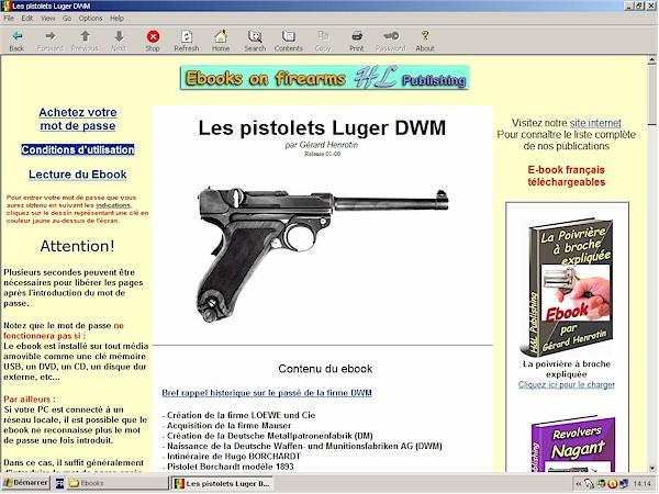 Luger DWM
