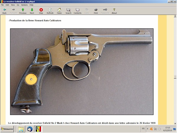 revolver Enfield no 2