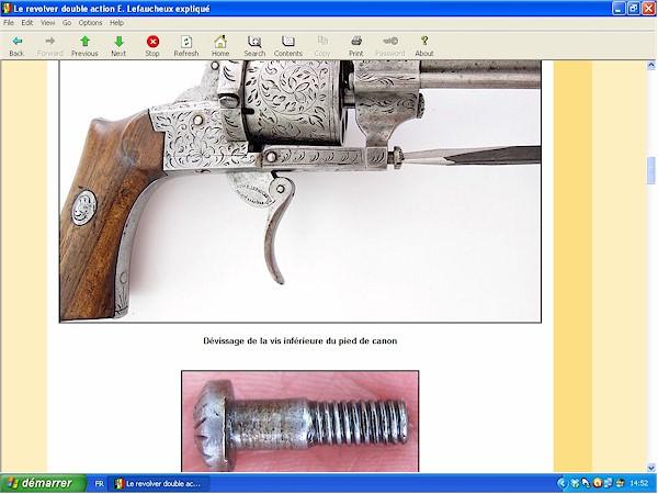 Le revolver Lefaucheux double action expliqué - ebook Im-02