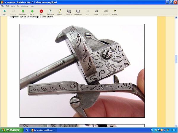 Le revolver Lefaucheux double action expliqué - ebook Im-05