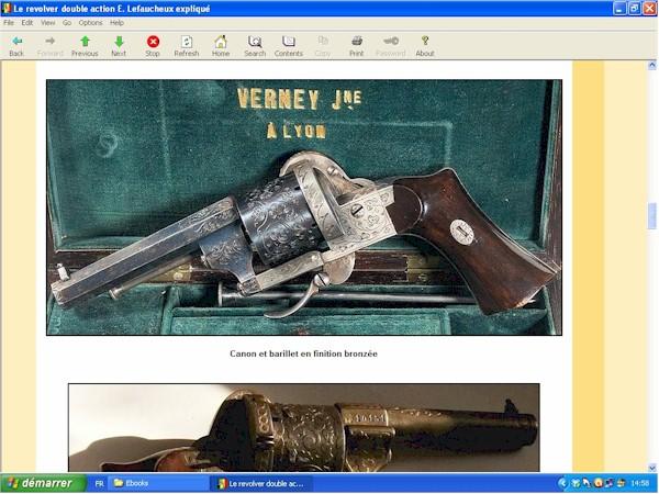 Le revolver Lefaucheux double action expliqué - ebook Im-14