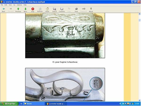 Le revolver Lefaucheux double action expliqué - ebook Im-15