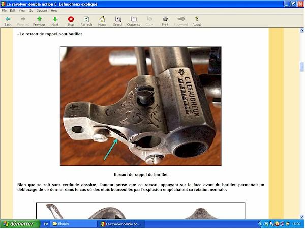Le revolver Lefaucheux double action expliqué - ebook Im-17