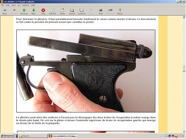 pistolet Le Français