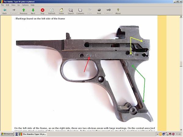 Nambu pistol