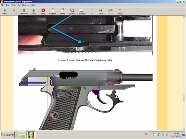 Walther PP PPK pistol explained