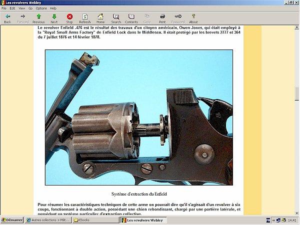 Enfield Mark II revolver